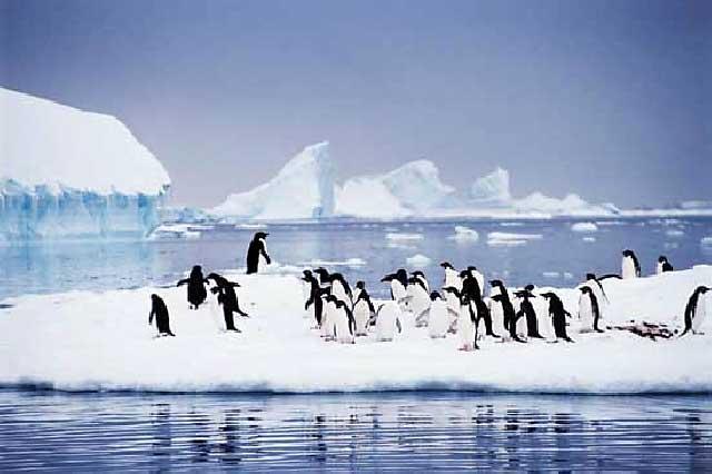 North Pole City of Ice